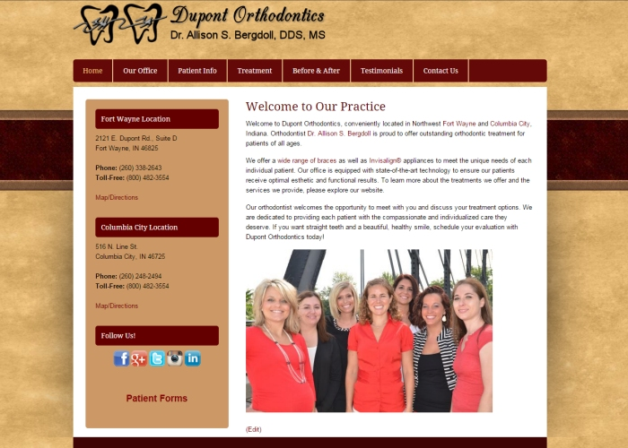 Dupont Orthodontics