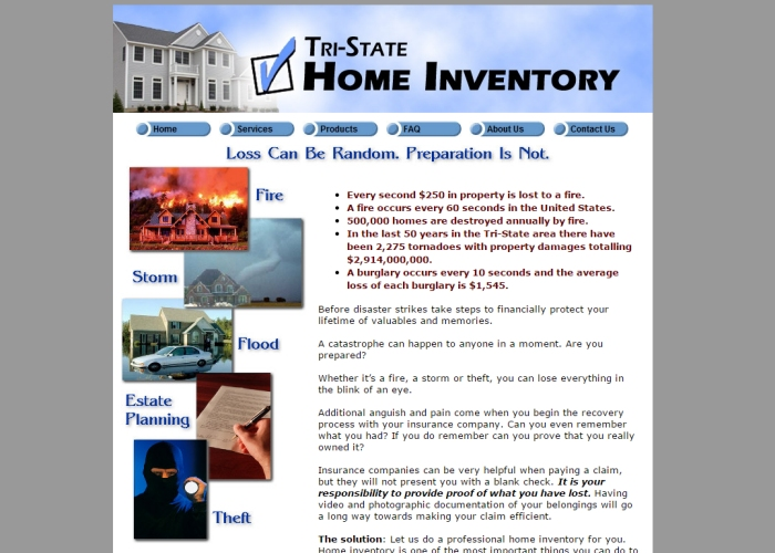 Tri-State Home Inventory