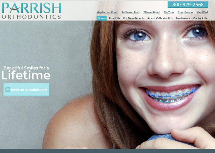 Parrish Orthodontics