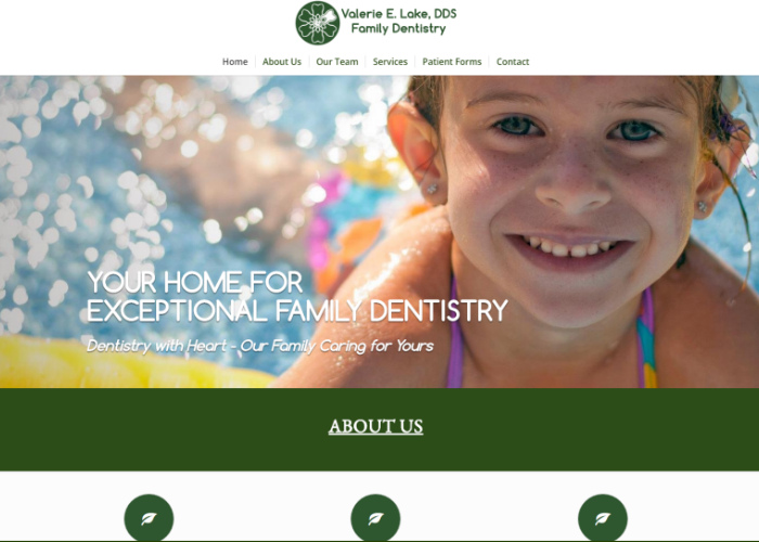 Dr Valerie Lake Dentistry