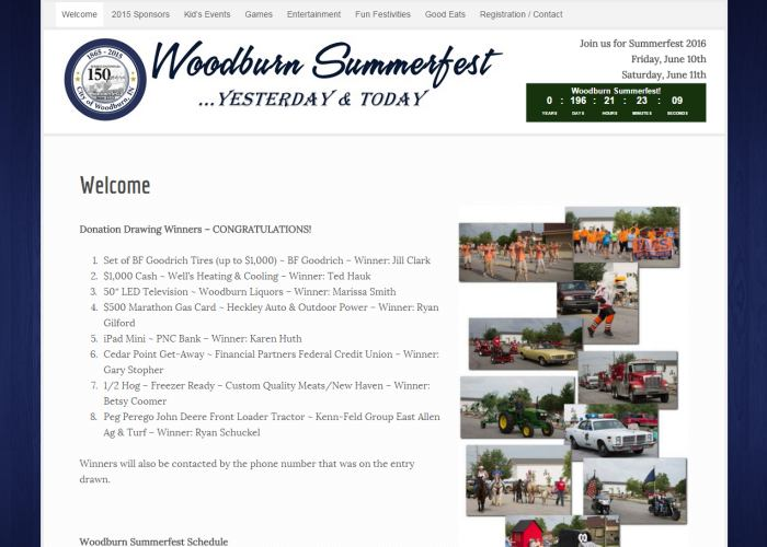 Woodburn Summerfest