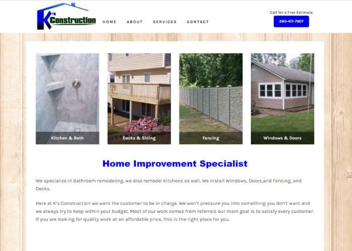 Kissinger Home Repair